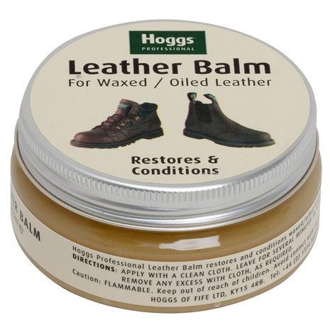 Hoggs Waxed Leather Balm