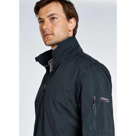 Dubarry Levanto Men's Crew Jacket - Graphite