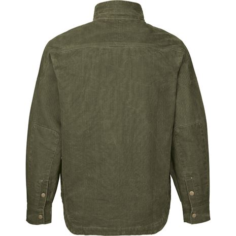 Seeland Flint Jacket - Pine Green - Rear