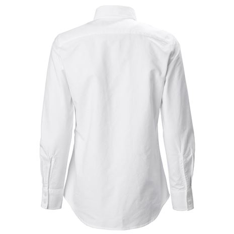 Musto Women's Oxford Long Sleeve Shirt - Bright White