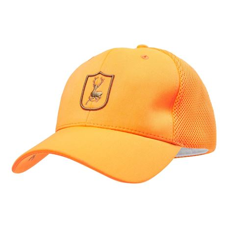 Deerhunter Mesh Cap with Logo -Orange