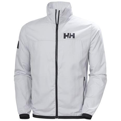 Helly Hansen HP Light Windbreaker - Grey Fog