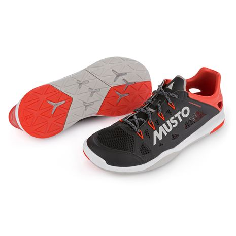 Musto Dynamic Pro II Sailing Shoe - Black