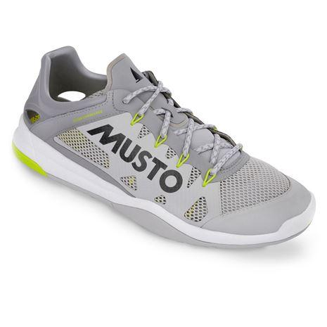 Musto Dynamic Pro II Sailing Shoe - Platinum