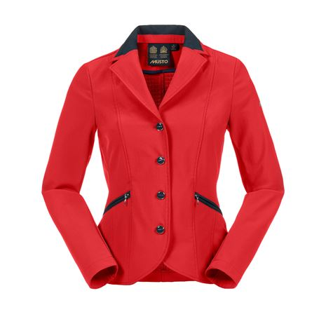 Musto Derby BR2 Show Jacket - Red
