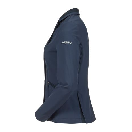 Musto Derby BR2 Show Jacket - Navy - Side