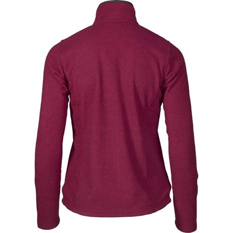 Seeland Woodcock Fleece Women's Jacket - Classic Burgundy