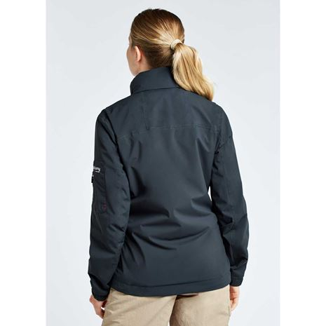 Dubarry Corfu Women's Crew Jacket - Graphite