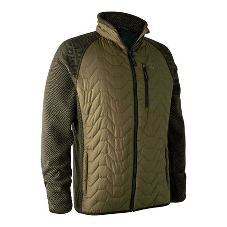 Deerhunter Pochard Padded Jacket w.Knit
