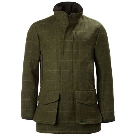 Musto Lightweight Machine Washable Gore-Tex Tweed Jacket - Balmoral