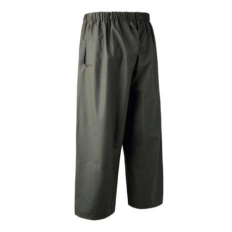 Deerhunter Hurricane Pull-Over Trousers - Art Green