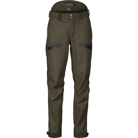 Seeland Climate Hybrid Trousers - Pine Green