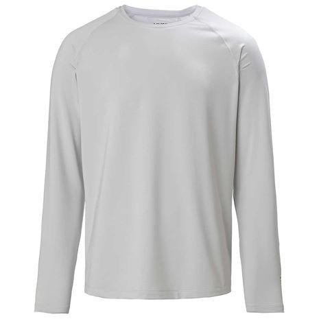 Musto Evolution Sunblock Long Sleeve T-Shirt 2.0 - Platinum