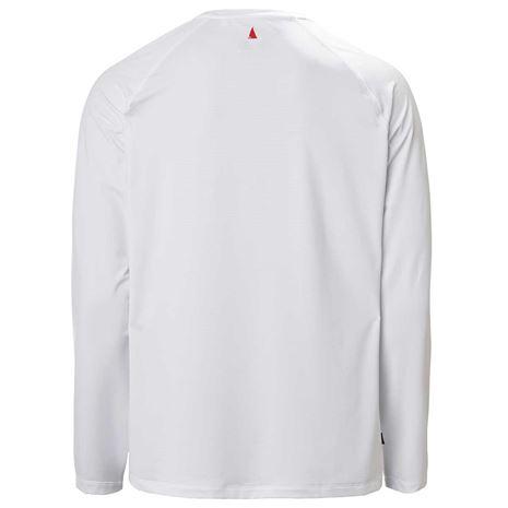 Musto Evolution Sunblock Long Sleeve T-Shirt 2.0 - White