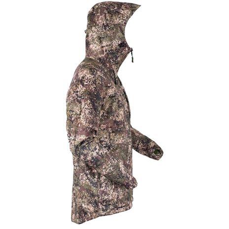 Ridgeline Ascent Softshell Jacket- Dirt Camo