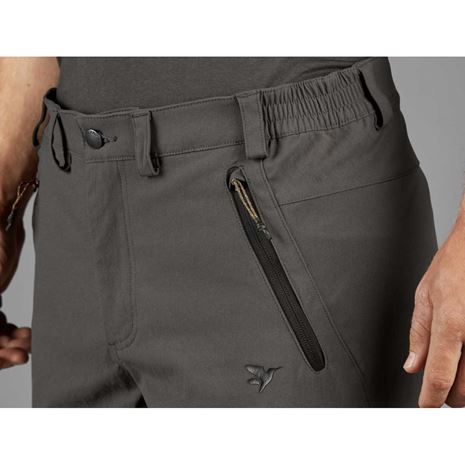 Seeland Outdoor Stretch Trousers - Raven