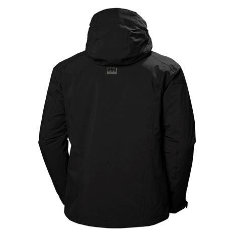 Helly Hansen Swift 4.0 Jacket - Black - Rear