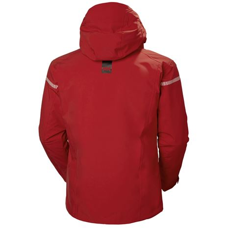 Helly Hansen Swift 4.0 Jacket - Alert Red - Rear
