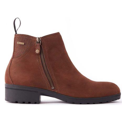 Dubarry Carlow Boot - Walnut