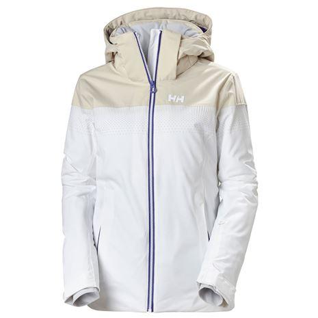 Helly Hansen Women's Motionista Lifaloft Jacket - White