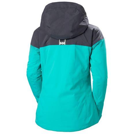 Helly Hansen Women's Motionista Lifaloft Jacket - Turquoise