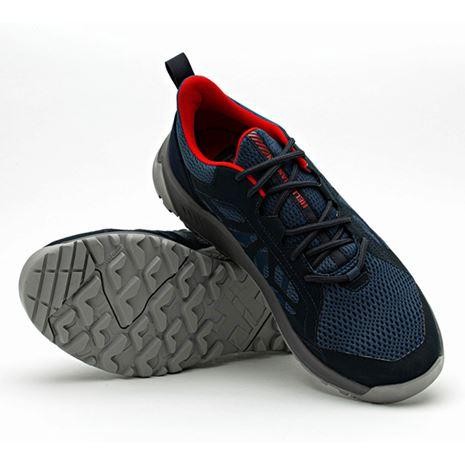 Helly Hansen Okapi ATS Shoes - Navy/Alert Red/Penguin