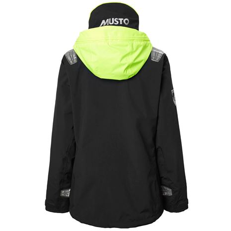 Musto Women's BR1 Inshore Jacket  - Black
