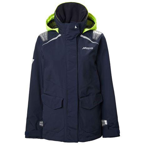 Musto Women's BR1 Inshore Jacket  True Navy