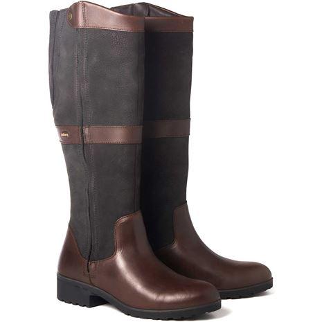 Dubarry Sligo Boot - Black Brown