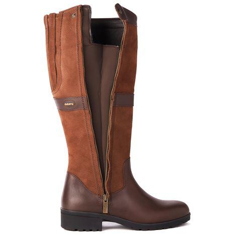 Dubarry Sligo Boot - Walnut